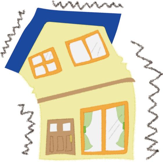 耐震で安心の家