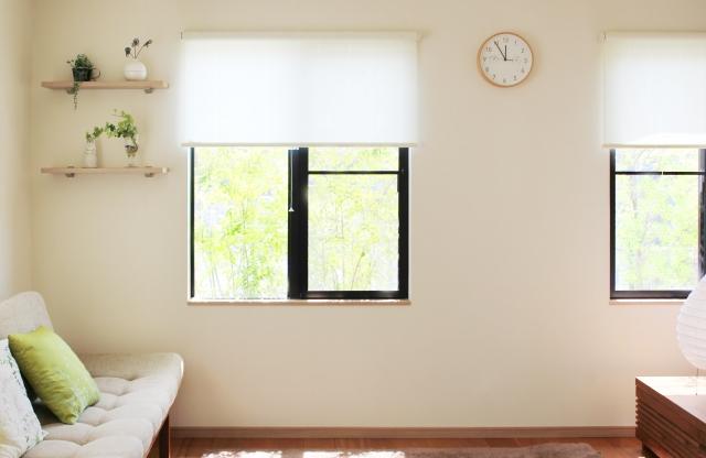 注文住宅と窓