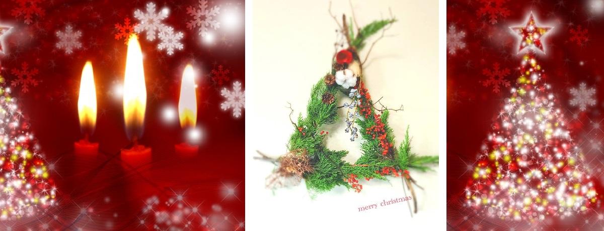 see-saw workshop Christmas【クリスマスリース】づくり