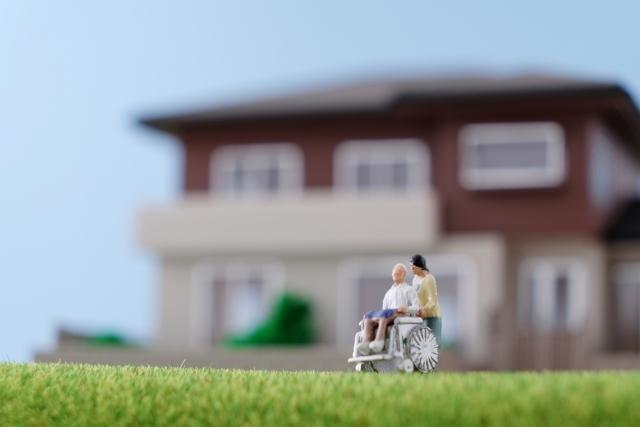 介護しやすい注文住宅 画像1