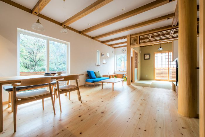 枚方市D様邸<br>木の暖かさと和の心を感じる家