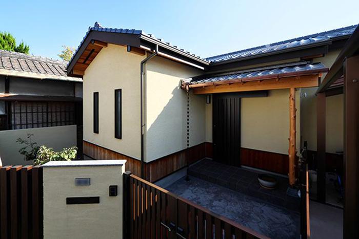 八尾市H様邸<br>和の趣きがある庭付きの平屋